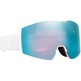 Oakley Fall Line XM Snow Goggles Dame white/prizm snow sapphire iridium